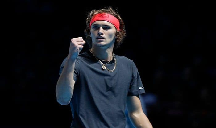 Nitto ATP Finals: Alexander Zverev Sets up Roger Federer Semifinal Clash at World Tour Finals; Novak Djokovic to Take on Kevin Anderson