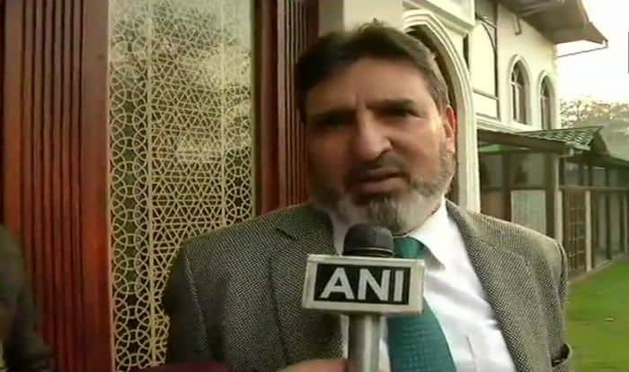 Peoples Democratic Party Expels Altaf Bukhari For 'Anti-party Activities'