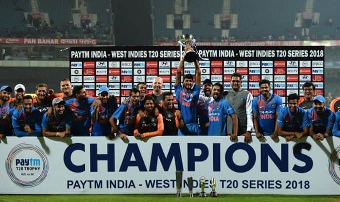 India vs West Indies 3rd T20I at Chepauk: Shikhar Dhawan, Rishabh Pant Star India Beat Windies By Six Wickets to Complete Series Whitewash