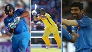 India vs Australia 2018, 1st T20I at The Gabba: Rohit Sharma, Aaron Finch, Jasprit Bumrah, Glenn Maxwell And Khaleel Ahmed – 5 Players to Watch Out For From T20I Series