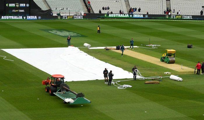 India vs Australia 2nd T20I: Play Abandoned at MCG After Persistent Rain, Australia Lead Series 1-0 vs India
