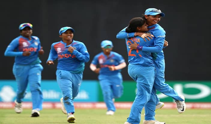 Indian women's cricket team vs England_Picture credits-twitter