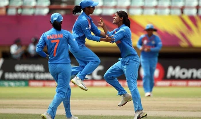 Indian women's cricket team_Picture credits-Twitter