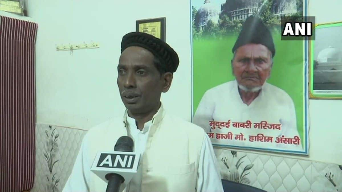 'They Threatened to Shoot me': Babri Litigant in Supreme Court Iqbal Ansari Claims