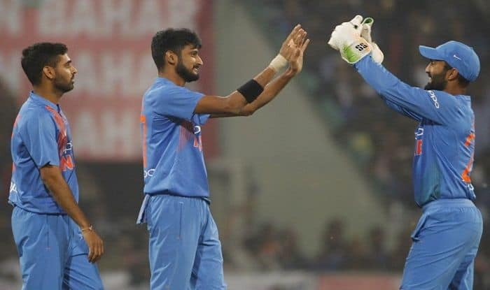 India vs West Indies 3rd T20I, Live Cricket Score: Unchanged Windies Opt to Bat Against India
