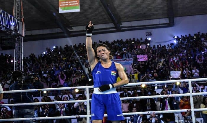 With Sixth World Championship Medal Against Her Name, Magnificent MC Mary Kom Eclipses All to Emerge as Brightest Star of India's 2018 Boxing Story