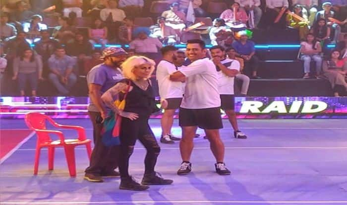 After Ruling Hearts on Cricket Field, MS Dhoni Aims to Dominate on Kabaddi Fans | SEE PICS