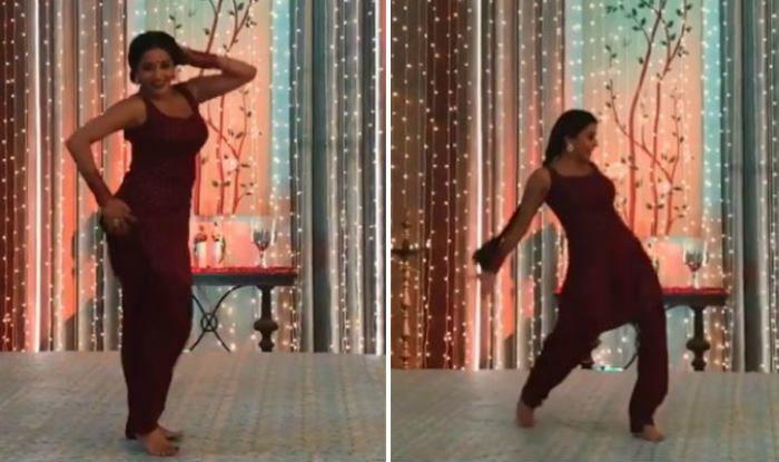 Bhojpuri Hot Bomb And Nazar Fame Monalisa Flaunts Her Sexy Thumkas on Katrina Kaif's Chikni Chameli – Watch Video