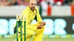 Lyon in, Green Out of Australia's T20I Squad