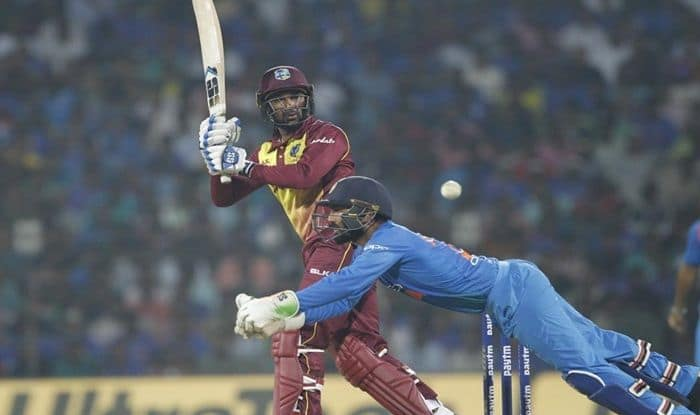 Nicholas Pooran in action_BCCI Twitter