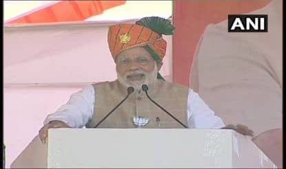 Rajasthan Assembly Election 2018: 'Will State Vote For Water, Power, Roads or Over my Knowledge of Hindutva?' Asks PM Modi in Jodhpur