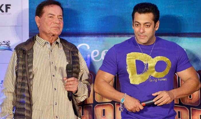 Salman Khan Teases Fans With Soulful Rendition of 'Suhaani Raat Dhal Chuki' Along With Father Salim Khan