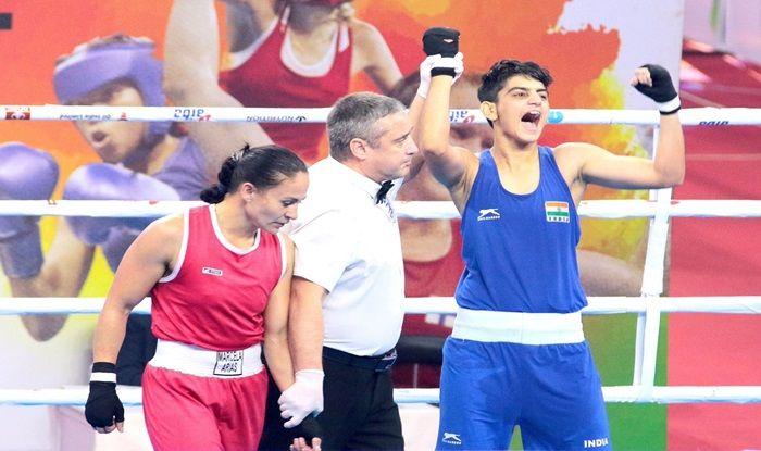 Women's World Boxing Championships: Sonia Chahal Joins MC Mary Kom in Final, Simranjit Kaur Settles For Bronze