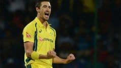 CWC'19: Starc Says Can't Afford to Breathe Easy After Australia Secure Semifinal Berth