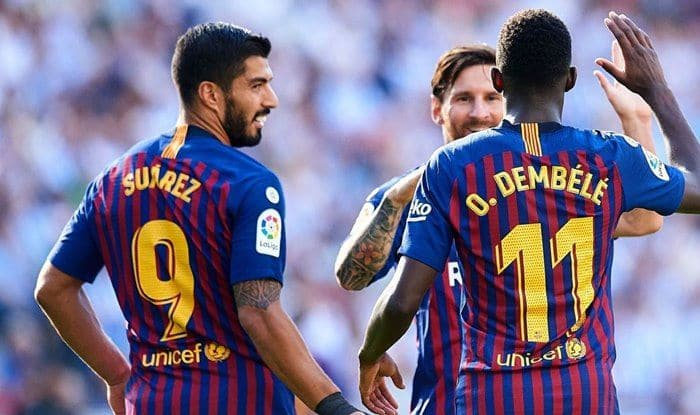 Suarez and Dembele_picture credits_twitter