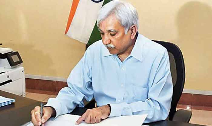File image of Chief Election Commissioner Sunil Arora