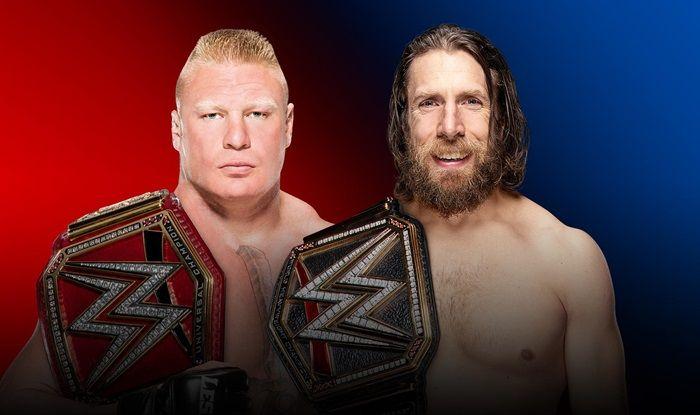 SurvivorSeries_Brock vs Bryan- Picture credits -Twitter