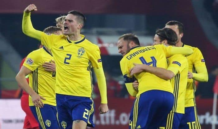 Uefa Nations League 2018 Sweden Vs Russia Live Streaming Preview Timing Ist When And Where To Watch Online India Com
