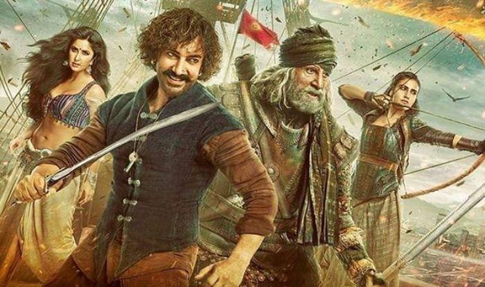 Thugs Of Hindostan Box Office Collection Week 2: Earnings of Amitabh Bachchan, Aamir Khan Movie Decline