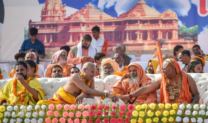Ayodhya Turns Into Arena of 'Ram Bhakts'; VHP, RSS, Shiv Sena Raise Pitch For Law to Build Temple