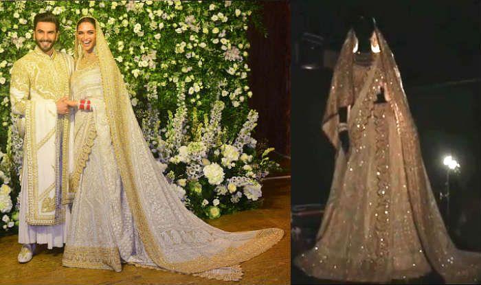 Deepika Padukone's Ivory-Gold Lehenga From Her Wedding Reception Was Made in 16000 Man-Hours, Reveals Abu Jani Sandeep Khosla
