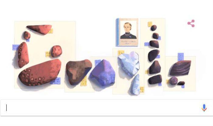 Google Doodle Celebrates One of The World's First Female Engineers Elisa Leonida Zamfirescu's 131st Birthday