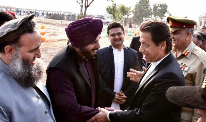 Acting on Navjot Singh Sidhu's Request, Pakistan Agrees to Not Erect Structures Near Kartarpur Sahib Gurudwara