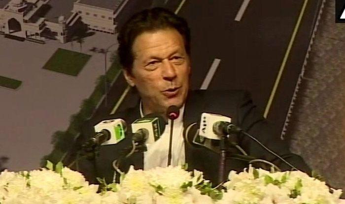 'War Not a Solution': Pak PM Imran Khan Again Calls For Dialogue to Resolve Kashmir Issue