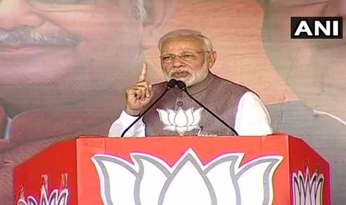 Madhya Pradesh Assembly Election 2018: PM Narendra Modi Continues Attacks on Congress, Says Party Focused on 'Divide And Rule' Approach