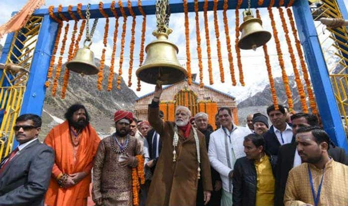 PM Narendra Modi Greets Nation on Diwali, to Celebrate Occasion With ITBP Jawans at Harshil After Kedarnath Visit