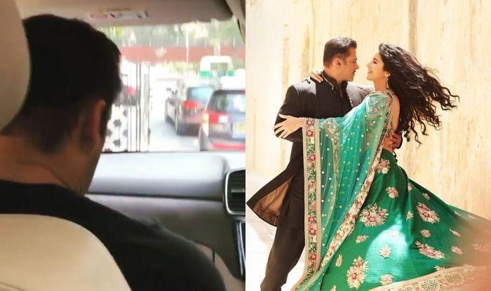 Bharat: Salman Khan Heads to Delhi With Katrina Kaif And Team to Shoot For The Film, Atul Agnihotri Shares Video; Watch