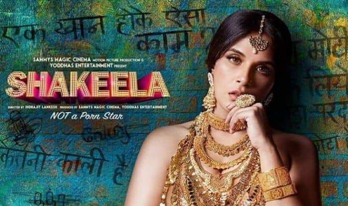 Shakeela First Look: Richa Chadda Leaves Solid Impression in Striking Gold Outfit