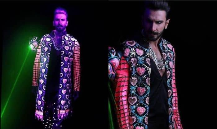 Ranveer Singh Looks Different And Stylish as His Sister Hosts a Private Party For Newlyweds, See Pics