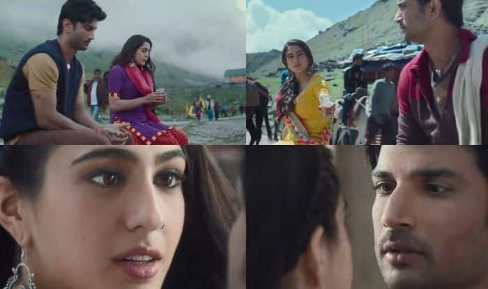 Kedarnath: Sara Ali Khan And Sushant Singh Rajput's Third Song Qaafirana is Winning Hearts