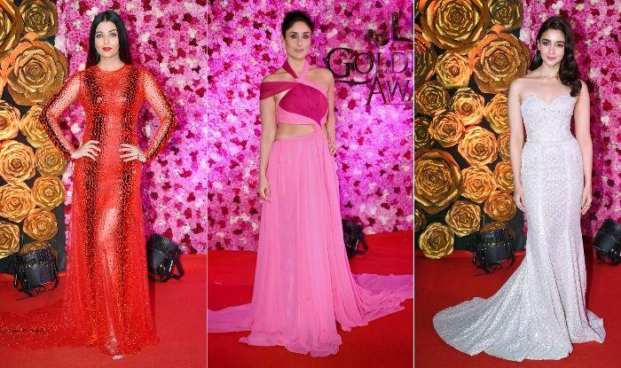Lux Golden Rose Awards 2018: Kareena Kapoor Khan, Aishwarya Rai Bachchan, Alia Bhatt And Others Set The Red Carpet on Fire, See Pics