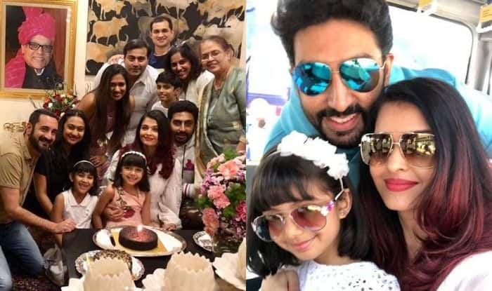 Aishwarya Rai Bachchan Beams With Happiness as She Celebrates Birthday With Abhishek Bachchan And Aaradhya, See Pics