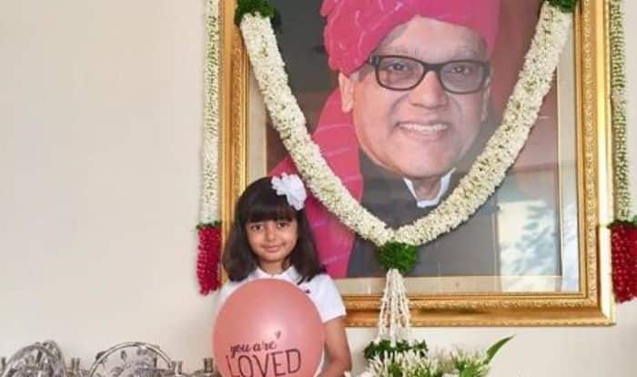 Aishwarya Rai Bachchan Remembers Her Father on His Birth Anniversary by Sharing a Picture of Aaradhya, Check