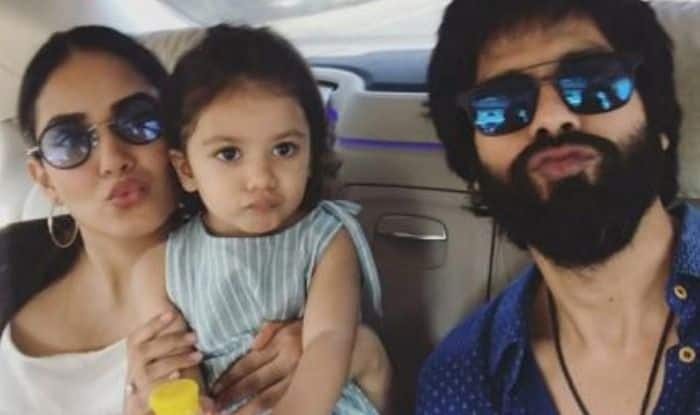 Shahid Kapoor, Mira Kapoor And Misha Kapoor's Outing Pictures Are All About Pouts And Fun, Check