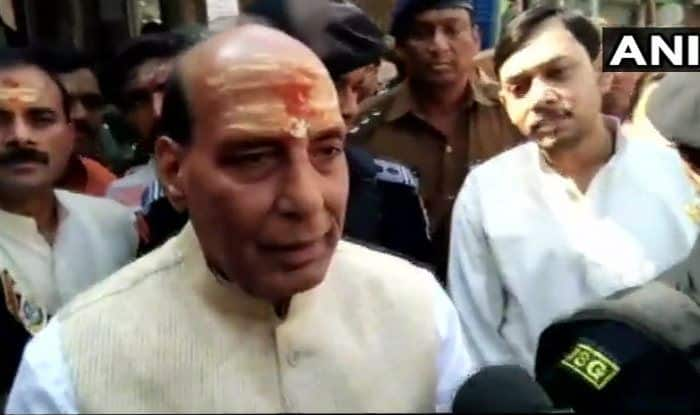 Assembly Elections 2018 Results: 'Nothing Clear Yet, Praja Kutami Failed in Telangana,' Says Union Minister Rajnath Singh