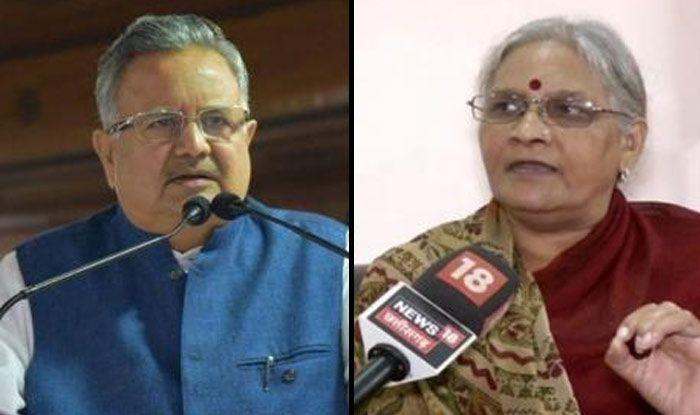 Chhattisgarh Assembly Election 2018: It's Raman Singh vs Atal Bihari Vajpayee's Niece Karuna Shukla in CM's Home Turf Rajnandgaon