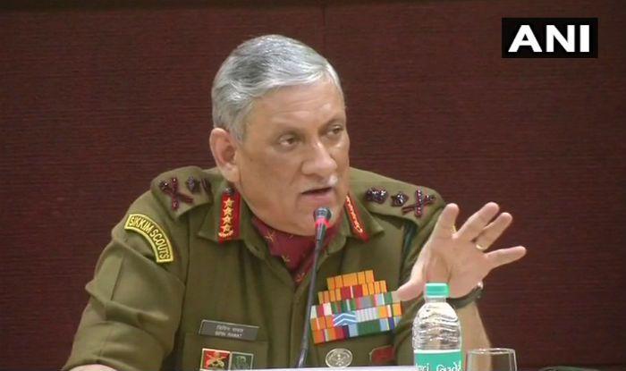 Army Chief General Bipin Rawat (ANI)