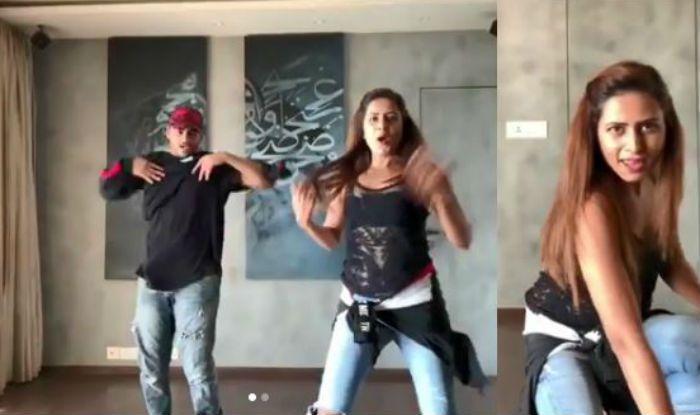 TV And Punjabi Actress Sargun Mehta Burns The Dance Floor on Proper Potala With Bhangra Steps, Watch
