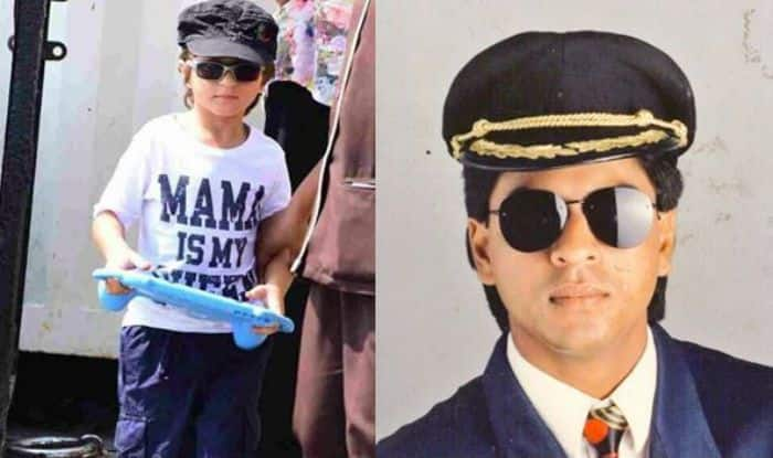 AbRam Khan's Latest Picture in Cap And Glasses Will Remind You of Shah Rukh Khan From Baazigar, See Here