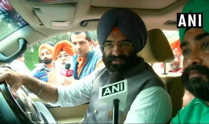 Akali Dal MLA Manjinder Singh Sirsa Attacks 1984 Riots Convict, Alleges They Were Raising Objectionable Slogans: Watch