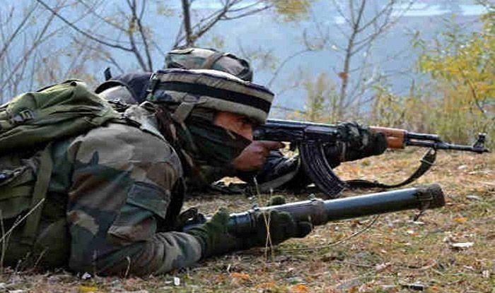 Jammu And Kashmir:  Police Party Attacked in Handwara, One Terrorist Killed
