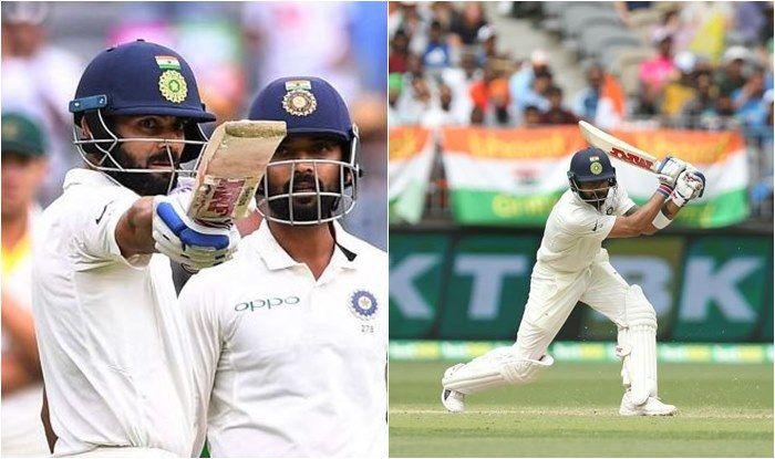 Australia vs India 2nd Test Virat Kohli