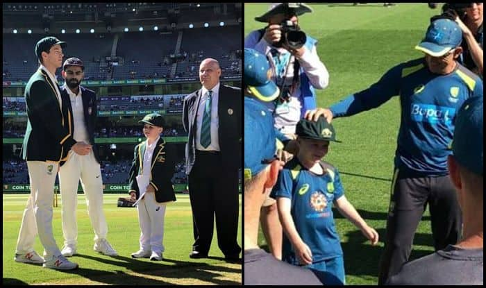3rd Test: Australia's 7-Year-Old Co-Captain Archie Schiller