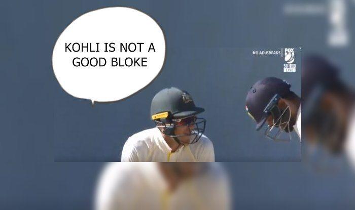 2nd Australia vs India Perth