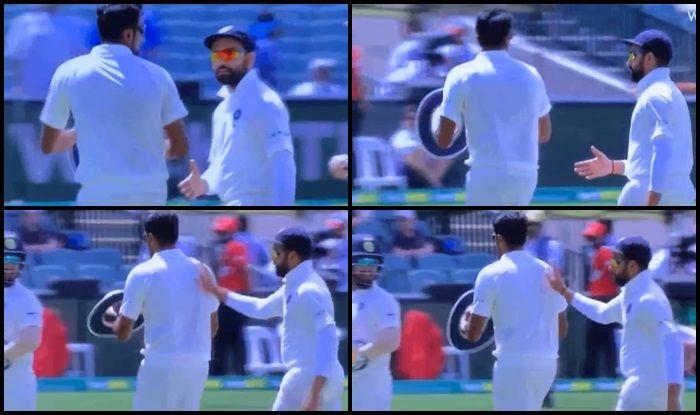 Australia vs India 1st test: Rohit Sharma Ravichandran Ashwin
