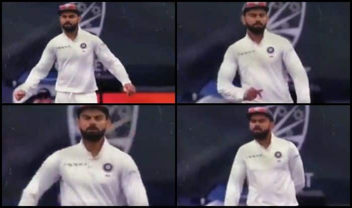 Australia vs India 1st Test: Virat Kohli Does a Gig as it Rains at Adelaide Oval | WATCH